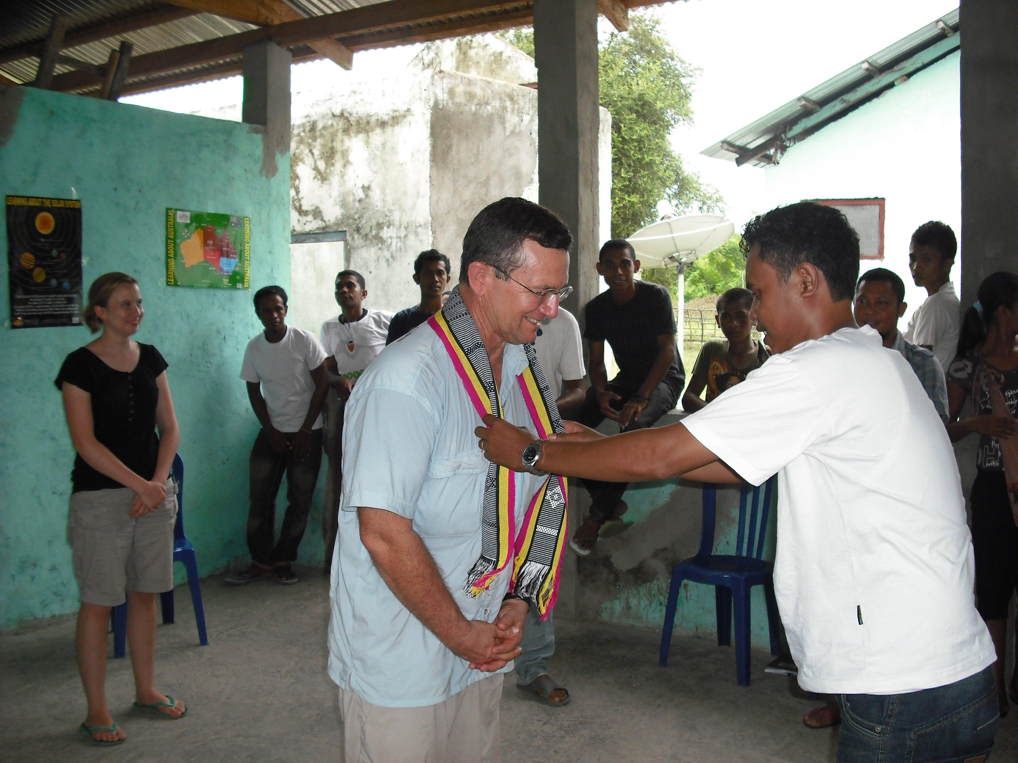 East Timor 2011